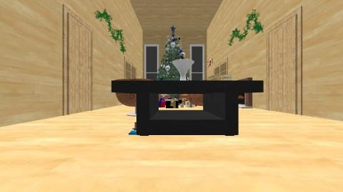 Christmas Day - Living room - by KoraWater