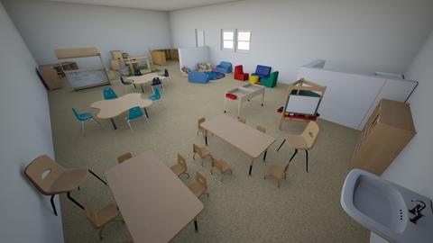 Preschool Project - Kids room - by NTVBNZGLCZMLAYGMKLMHKEZUWRCTZYH