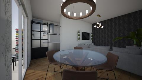 modern - Modern - Living room - by Louxx19