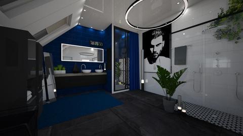 formen - Bathroom - by Pamela Luna Wojciukiewicz