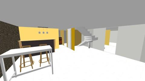 HexaGraphia - Minimal - Office - by bisosiasi