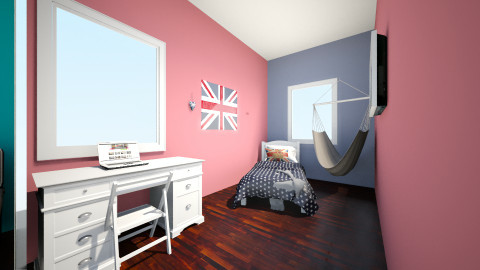 math project - Global - Bedroom - by Sydney Hernandez