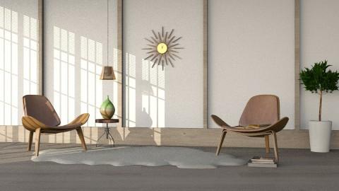 1960 Modernist - Modern - Living room - by Musicman