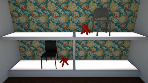 Chair Wall - by TV Renders