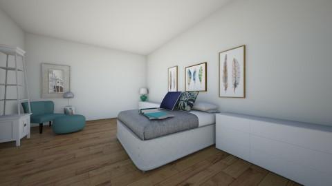 Mint - Bedroom - by Katiemichellegilbert