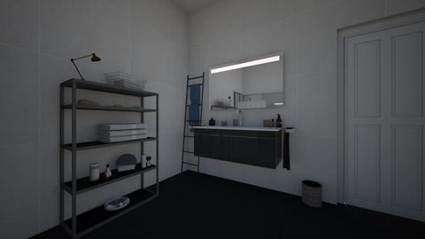Kupatilo ENTERIJER - Modern - Bathroom - by Vasa Dzakula