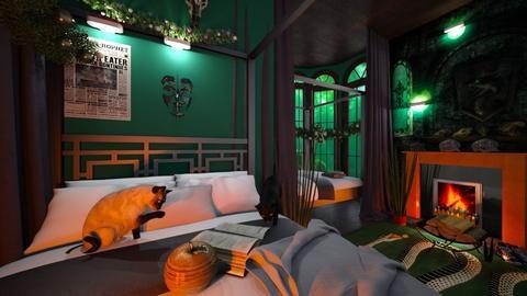 Dormitory - by Yavanna