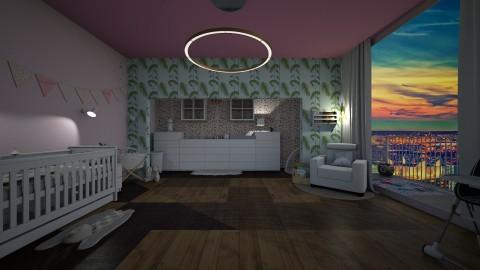 Fancy Nursery - by annatyler08