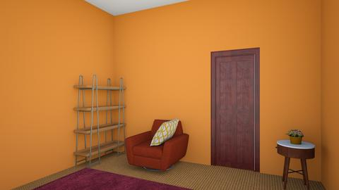 Dharma Musgrove - Country - Bedroom - by Owllover123