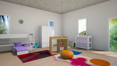baby - Kids room - by melka99