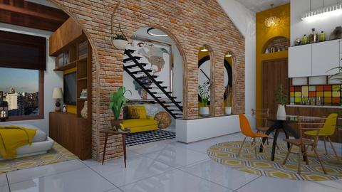 Viaduct Apartment - by Nicky Shines Designs