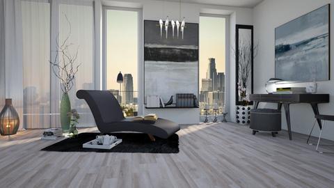 M_Citizen OAK - Living room - by milyca8