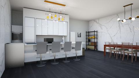 Haley Kitchen - Kitchen - by ecrouch