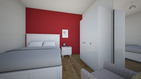 Mãe - Bedroom - by daanilopess