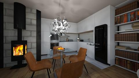 Ada Bart - Modern - Kitchen - by AdaBart