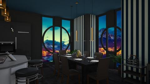 Smart Dining - Modern - Dining room - by timeandplace