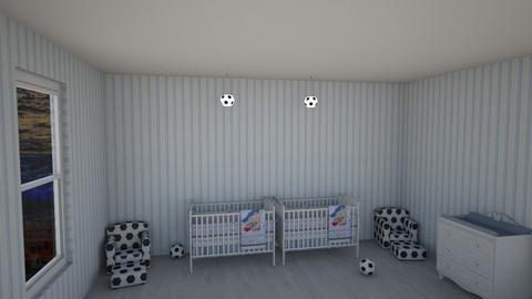 MADSEN template - Kids room - by briellej81
