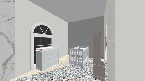 etaj - Bedroom - by andranicola