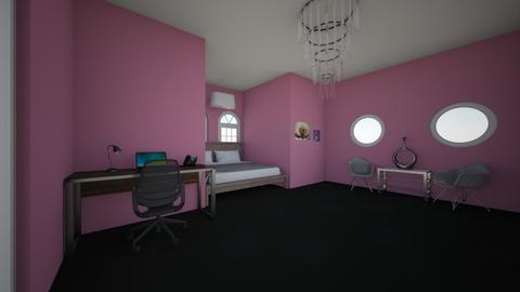 Modern Teen Girls Room - Modern - Bedroom - by 23ZKeister