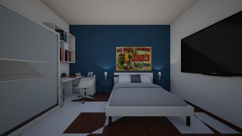 fuj - Bedroom - by MaluBS