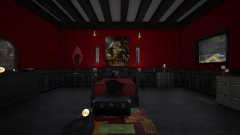 555 - Bedroom - by Jade Autumn