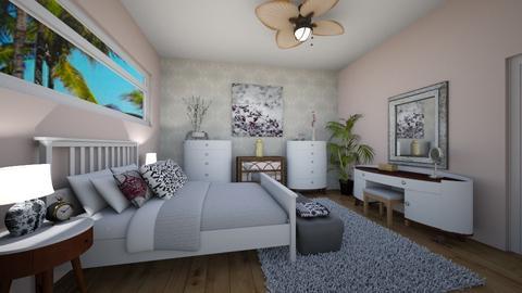 bedroom - Eclectic - Bedroom - by MichelleRamage