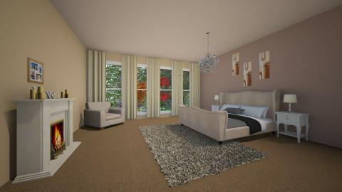Classy - Bedroom - by kyaradebruin