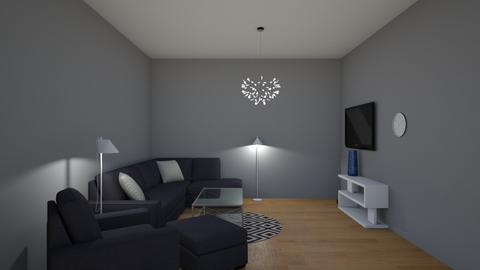 Regular living room - Living room - by Cakedragon33