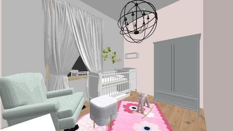 gyerekszoba - Kids room - by clary86
