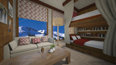 apres ski appartment - Country - by donella