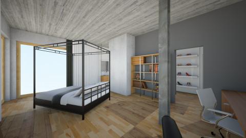 Prasnik spalna - Bedroom - by dlhagi