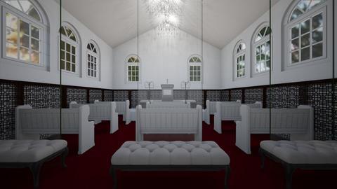 Church - by Cool Coder Girl