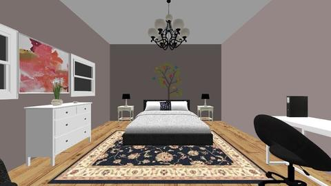masterbedroom1 - Bedroom - by kennacourt1234