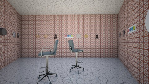 clock room - by TaisiBird