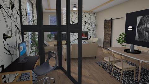 ARTISAN FLOORING template - Modern - Living room - by augustmoon