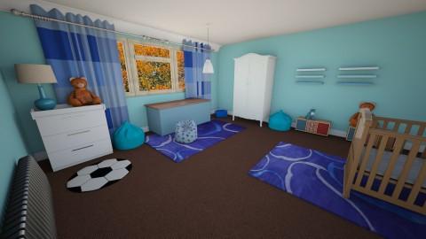 Babys Bedroom 3 - Kids room - by Suzanne Hoskins