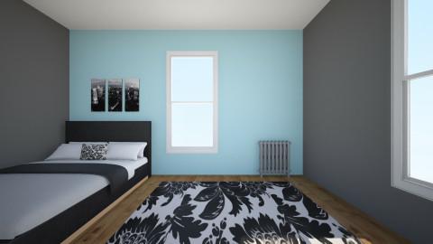 Future - Bedroom - by Merryn Krenz