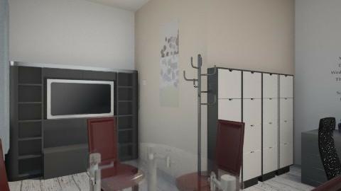 worker room - Modern - Office - by Varga Zsanett_990