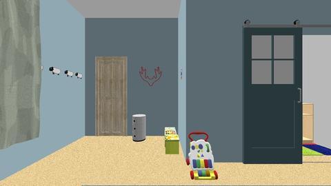 Nursery - Country - Kids room - by hopelarson06