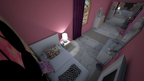 family home 77 bedroom - Modern - Bedroom - by Stavroula Chatzina