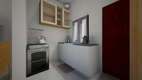 TM kitchen.2 - by Johnny Evans