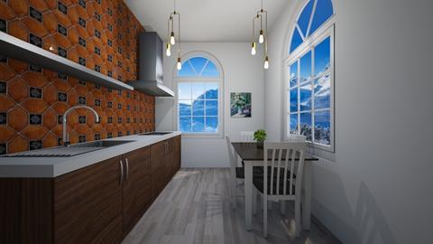 Area - Classic - Kitchen - by Twerka
