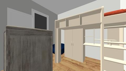 claud - Kids room - by giesekochplan
