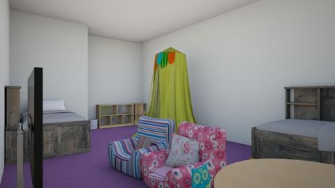 kids room - Kids room - by kswenson25