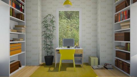 Airy Office - Office - by lottiealice