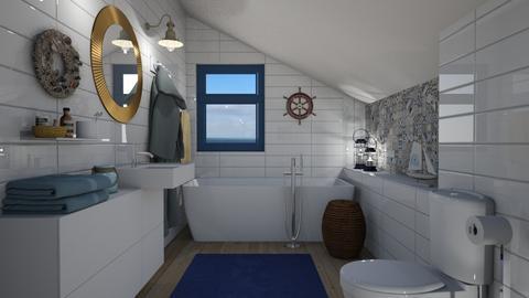 Nautical - Bathroom - by Tuija