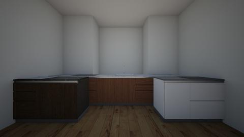 Kitchen - by fabelocorrie
