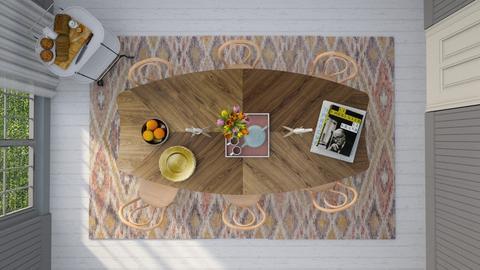 Luxury Dining  - Modern - Dining room - by HenkRetro1960
