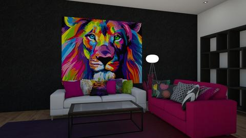 colors - Living room - by tj94