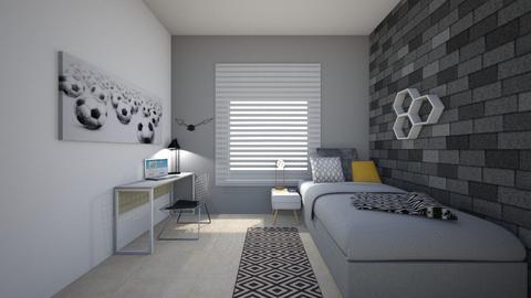liraz room - Modern - Kids room - by yisca